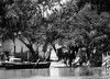 A minute part of reality / Una parte ínfima de la realidad (Claudio.Ar) Tags: trees people bw horse nature topf25 water argentina river boat buenosaires sony dsc pampa gaucho h9 sannicolás galope anawesomeshot sirhenryandco claudioar claudiomufarrege saariysqualitypictures