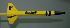 Rocket Squared - Side Painted