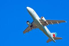 Air Canada Airbus A319-114 (Dr. Ilia) Tags: toronto ontario canada plane airplane flying airport aircraft jet airbus 2009 pearson jetplane yyz aircanada pearsonairport a319114 cfyje torontopearsonairport2009