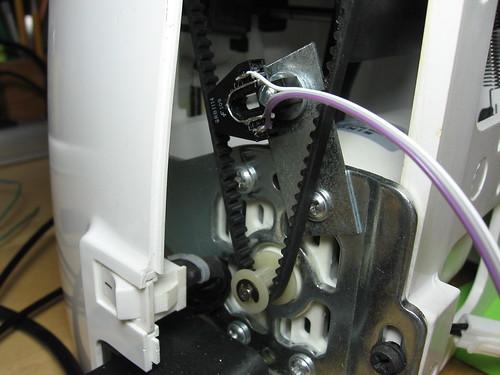 Optical tachometer