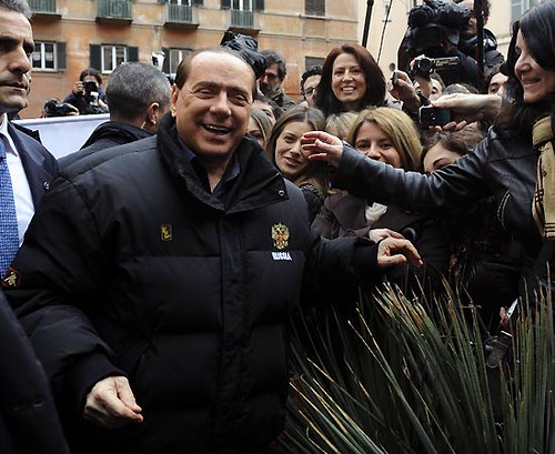 Silvio Berlusconi ©lastampa.it