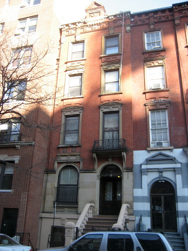 Townhouse in the Upper West Side, NY