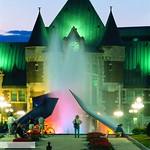 Québec: Place de la Gare