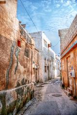 Muharraq's Narrow Alleys