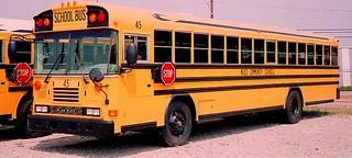 MICHIGAN BLUE BIRD BUS - NILES COMMUNITY SCHOOLS