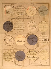 Old documents (Chris Draper) Tags: collage handwriting circle circles handwritten documents circlecutter