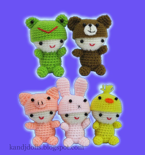 Crochet Little Princess & Frog Crochet Pattern | Red Heart