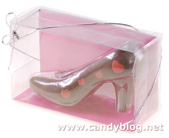 Galerie Decorated Chocolate Shoe