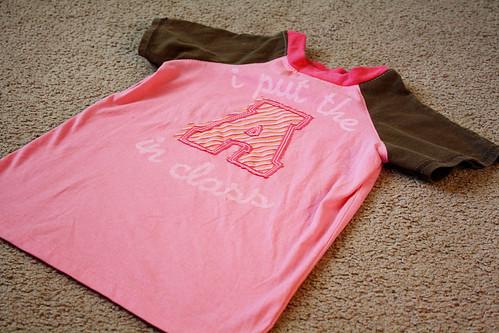 """""""A"""" T-shirt Dress"""