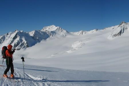 Wildspitze (3 770 m) - dominanta Ötztálských Alp