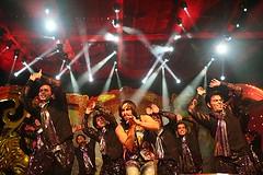 Stardust Awards 2010 (Tanya Nagar) Tags: india celebrity film dance actors performance january bombay bollywood celebrities awards mumbai awardceremony choreography stardust saifalikhan 2010 tanyanagar stardustawards ganeshhegde