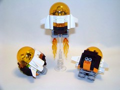 "LEGO - Mars Mission ""Big Babies"" (Slayerdread) Tags: pod lego moc marsmission"