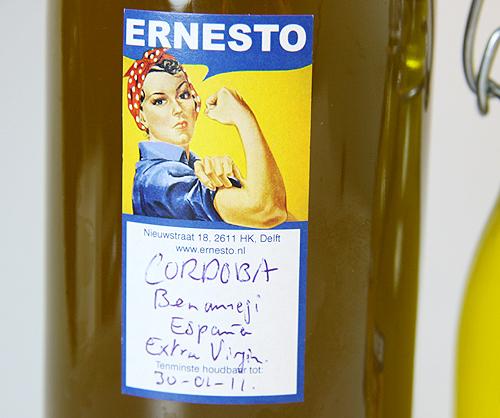 Ernesto 橄欖油-100130