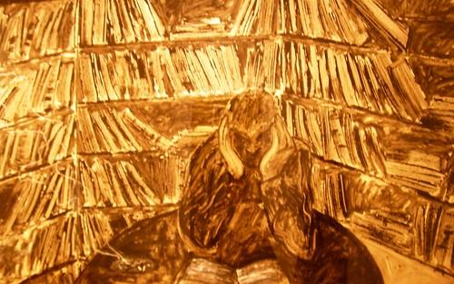 Resultado de imagen de barceló pintura de libros