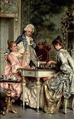 Arturo Ricci, The Game of Chess