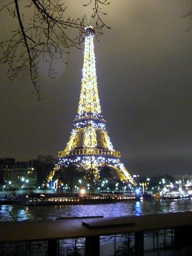 Dream weekend in Paris, Feb 2010