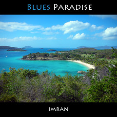 Blues On Blues, Paradise Views. Breathtaking Beautiful Beach & Caneel Bay, Stunning St. John's, US Virgin Islands - IMRAN™ — 15 000+ Views (ImranAnwar) Tags: 2008 beach blue boating caribbean clouds framed green imran imrananwar inspiration landscapes lifestyles marine nature nikon outdoors peaceful sky square summertime tranquil tranquility travel tree trees vacation water yachting