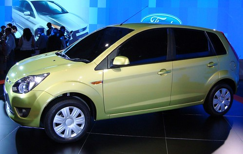 Ford Figo review photos