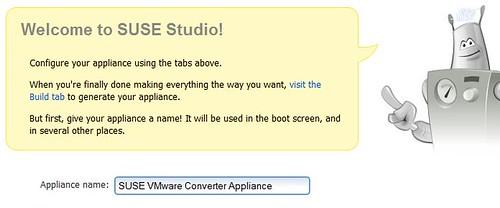 Creating a VMware Converter Appliance - Yellow Bricks