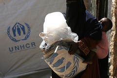 UNHCR News Story: Safeguarding humanitarian space: a review of key challenges for UNHCR. (UNHCR) Tags: woman news children logo child hijab aid violence conflict fighting shelter emergency niqab information protection assistance unhcr somalia distribution visibility hornofafrica displacement newsstory mattresses idps plasticsheeting jerrycans humanitarianaid mogadishu newarrivals displacedpeople afgooye reliefitems kitchensets unrefugeeagency internalviolence webstory21august2007 humanitarianspace