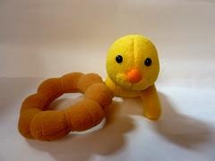 Mister Donut 波提獅光頭記