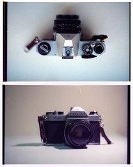 Every Object Tells A Story (SamStefan) Tags: camera film 35mm iso200 pentax k1000 kodak object story every 17 tells a