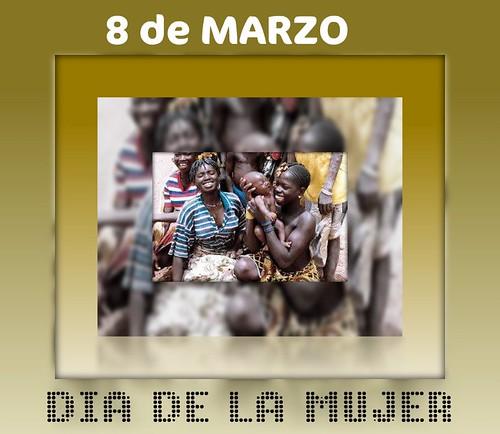 8 de marzo - Dia de la Mujer, a todas sin excepcion
