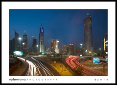 Light Trails @ Sharq, Kuwait