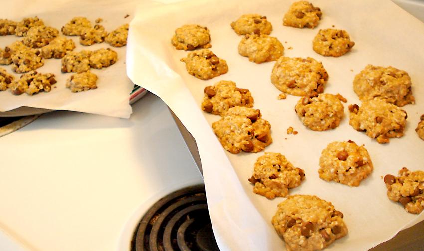 stove cookies