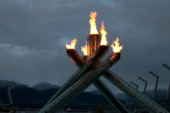 DSC_5059 (the PhotoPhreak) Tags: winter vancouver whistler fire symbol flame olympic cauldron 2010 paralympic