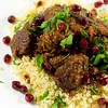 Pomegranate & Date Lamb