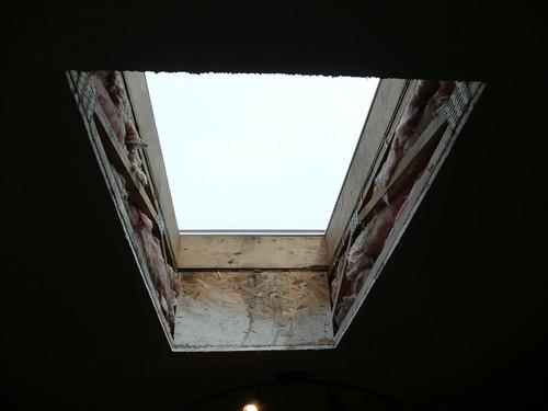 Recent house repairs