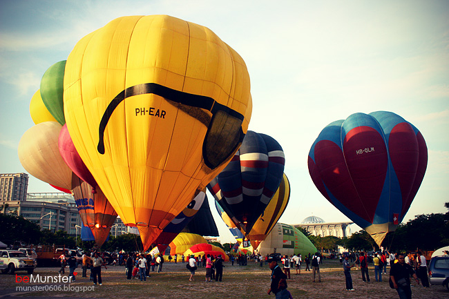 2nd Putrajaya International Hot Air Balloon Fiesta 2010.