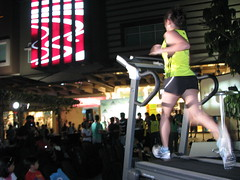 adidas miCoach Launch: Running in Place