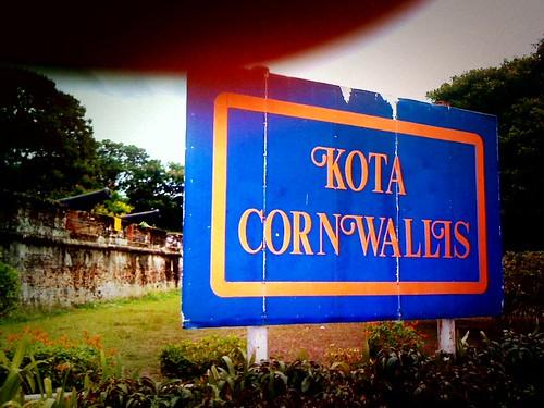 Kota Cornwallis