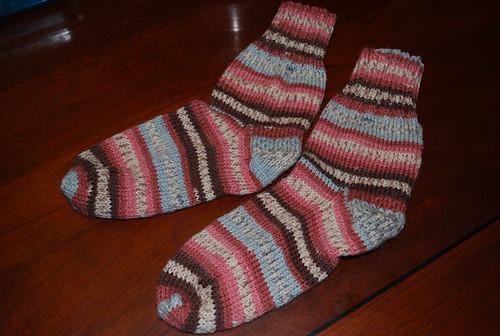 Annie's socks