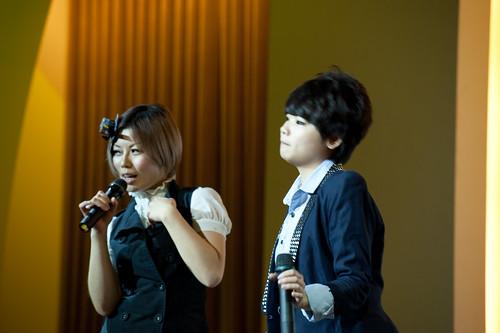 【攝影】2010春酒表演
