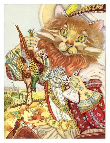 004-El gato con botas-The Fairy Tale Book-Adrienne Segur