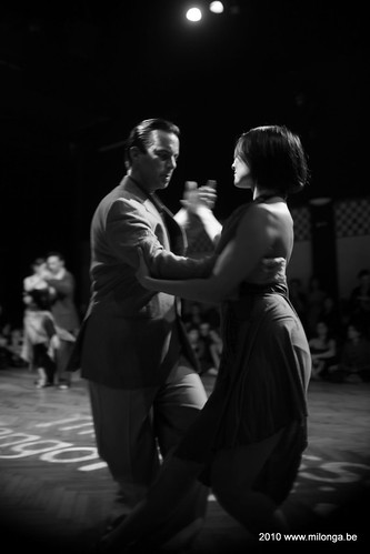 Brussels Tango Festival: Thursday - presentation of the maestros