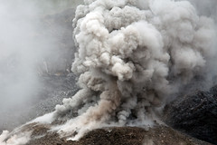 Ash eruption (hshdude) Tags: indonesia explosion steam ash volcanoes eruption lavadome northmaluku gunungibu