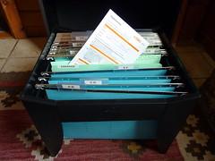 Reference Folder System