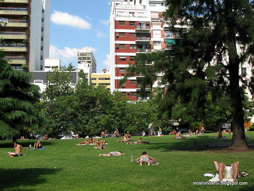 can you call it an urban beach?