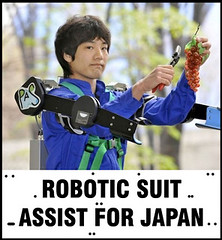 Robotic Suit