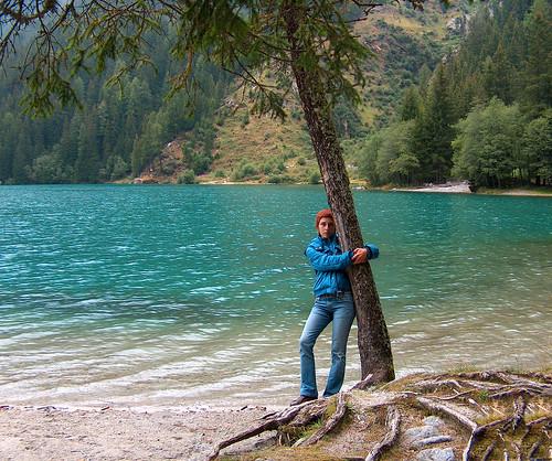 Scorcio Lago di Anterselva