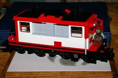 LegoBoxcab