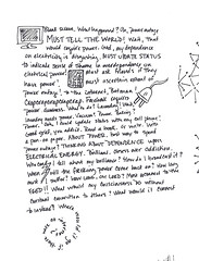 unplugged (theloushe) Tags: ink writing spiral power meme doodle electricity plug blah blogged sharpie 365 connected addiction brilliant expectations unplugged outage obsess wordoftheday project365 wotd 365project photo365 disconntected