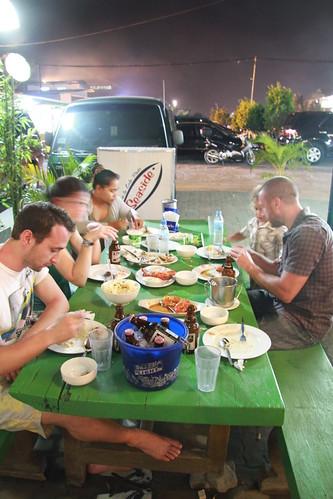 Fish Market - Cenaza