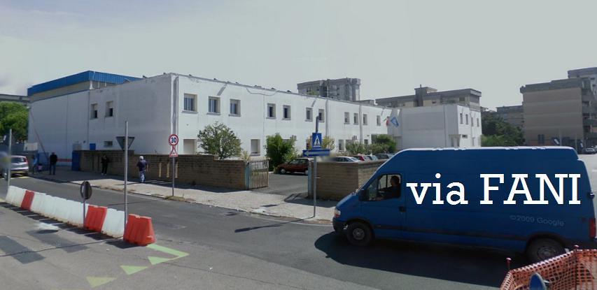 DEM - Via Fani - Civitavecchia - Scuola E. Galice