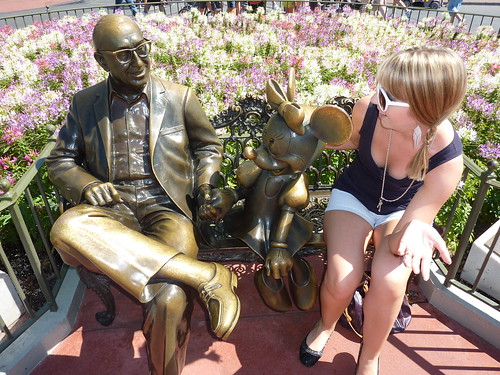 Chatting with Walt