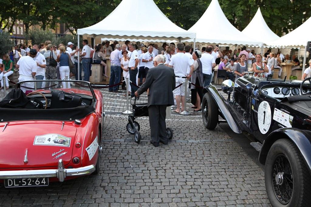 Jeroen Bosch Rally 2011 - Den Bosch